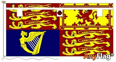 ROYAL STANDARD OF PRINCE WILLIAM  ANYFLAG RANGE - VARIOUS SIZES